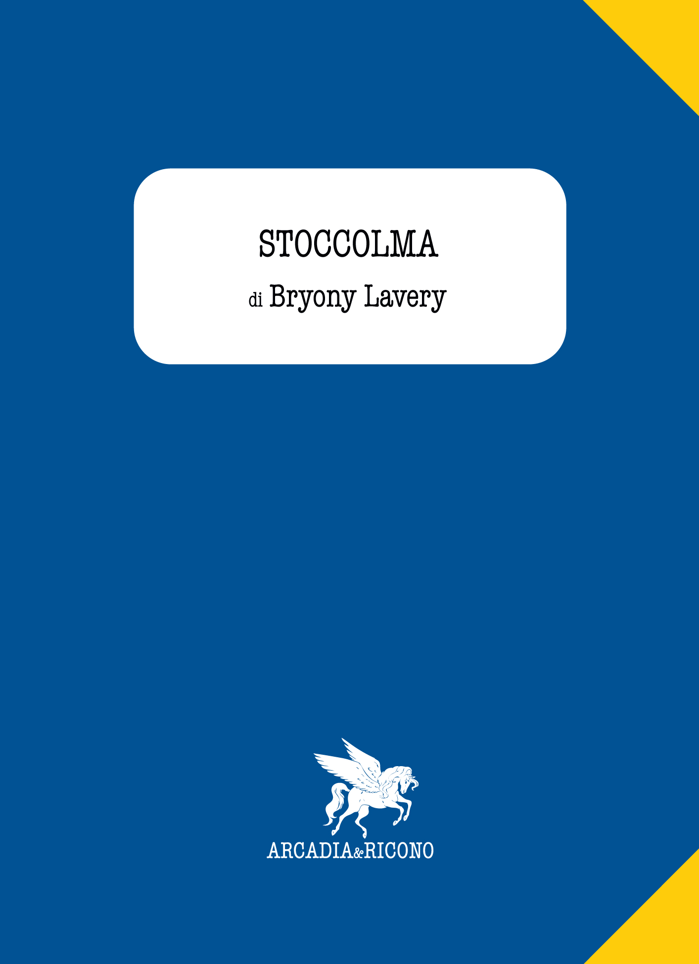 cover STOCCOLMA