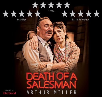 a tragedy of a common man in the play death of a salesman by arthur miller